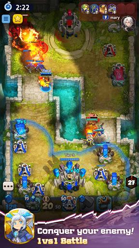 Castle Craft - World War  screenshots 1