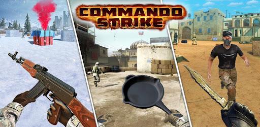FPS Commando Secret Mission - Free Shooting Games Versi 4.9