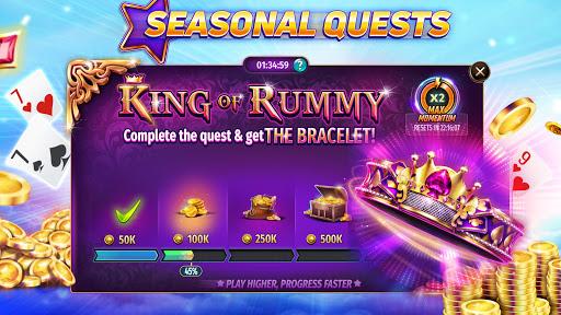 Gin Rummy Stars - Free online Rummy card game 1.11.101 Screenshots 7