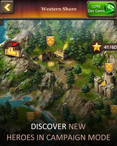 Kingdoms of Camelot: Battle  screenshots 10