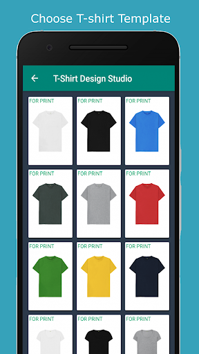 T-Shirt Design Studio  screenshots 2