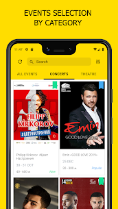 iTicket.AZ – Online ticket sales 3.2.4 MOD + APK + DATA Download 1