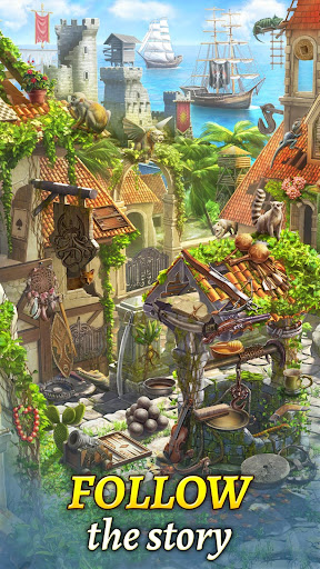 The Hidden Treasures: Seek & Find Hidden Objects 1.13.1000 screenshots 5