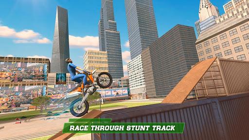 London City Motorbike Stunt Riding Simulator 1.2 screenshots 1