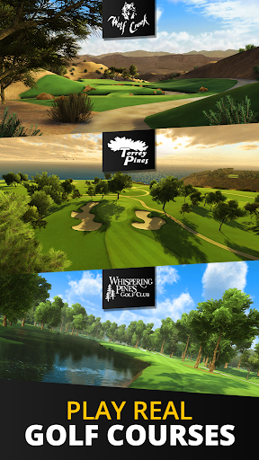 Ultimate Golf! 3.00.00 screenshots 2