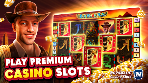 Slotpark - Online Casino Games & Free Slot Machine apktreat screenshots 1