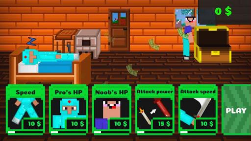 Remastered: Noob vs Pro vs Hacker vs God  screenshots 2