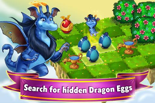 Dragon Land - Merge, Collect & Evolve Dragons! screenshots 10