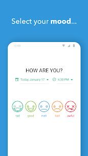 Daylio – Diary, Journal, Mood Tracker (PREMIUM) 1.38.2 Apk 2