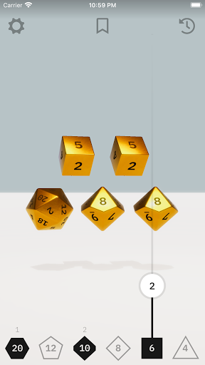 Mighty Dice 3.3.0 screenshots 2