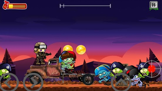 Zombie Attack 2 Screenshot