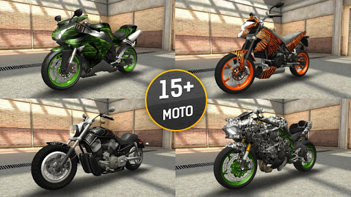 Moto Racing 3D 1.5.13 Screenshots 3