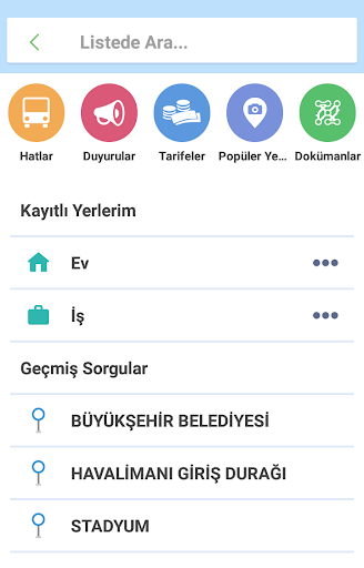 Gaziantep Kart 2.3.4 Screenshots 2