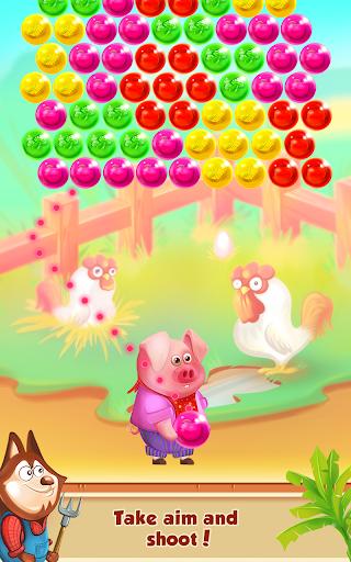 Bubble Shooter - Bubbles Farmer Game  screenshots 18