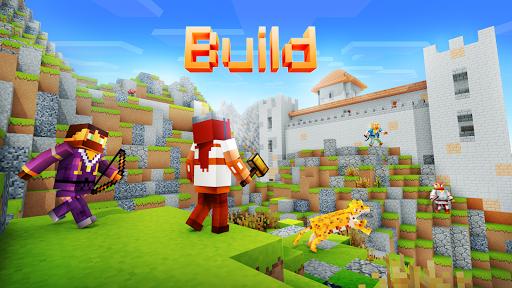 Block World 3D: Exploration & Survival  screenshots 7