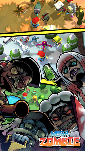 Mega Zombie 1.0.9 screenshots 1