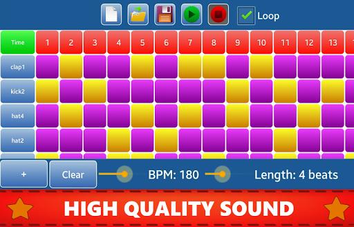 Make Beats - Drum Pad (MP3 & WAV) 3.0 screenshots 5