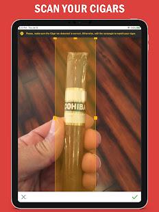 Cigar Scanner