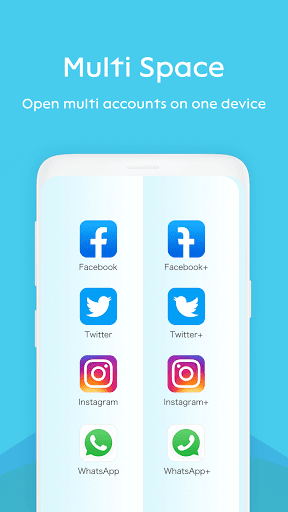 Download APK: Multi Space – Dual App & Multiple Account v1.0.3 [Ad-Free]