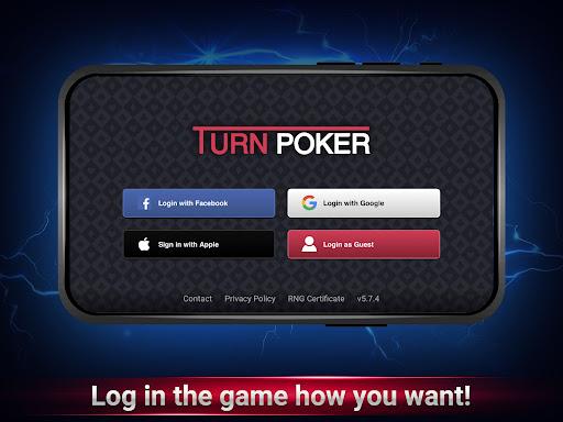 Turn Poker 5.8.1 screenshots 24