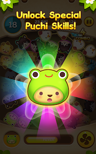 Puchi Puchi Pop: Puzzle Game Screenshot