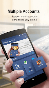Multiple Accounts: Dual Accounts & Parallel Space 3.5.6 (Vip)