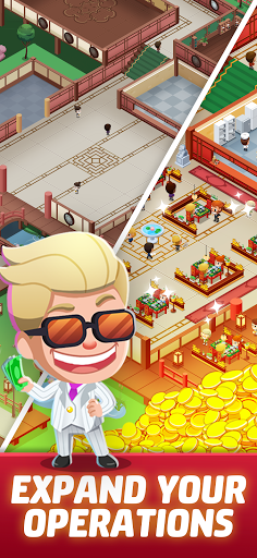 Idle Restaurant Tycoon - Build a restaurant empire  screenshots 3
