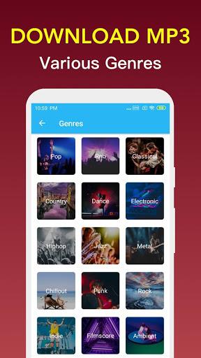 Free Music Downloader - Mp3 Music Download  screenshots 6