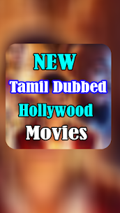 New Tamil Dubbed Hollywood Movies 1.0 APK Mod Updated 1