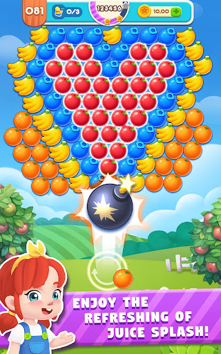 Bubble Blast: Fruit Splash 1.0.10 screenshots 21