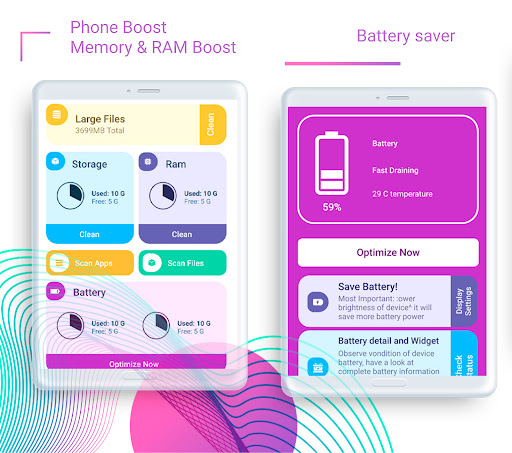 Repair system for Android: Phone Cleaner & Booster android2mod screenshots 10