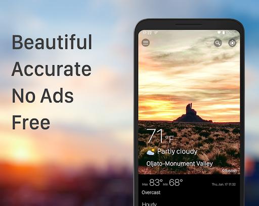 Weather & Widget - Weawow android2mod screenshots 1