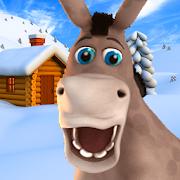 Talking Donald Donkey Ice Fun