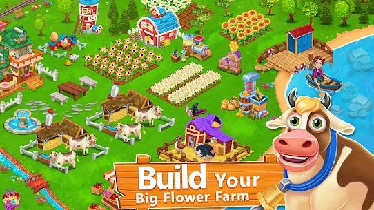 Free Farm Garden City Offline Farm 5