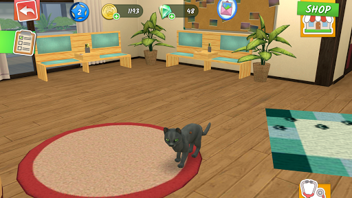 Pet World u2013 My Animal Hospital u2013 Dream Jobs: Vet screenshots 15