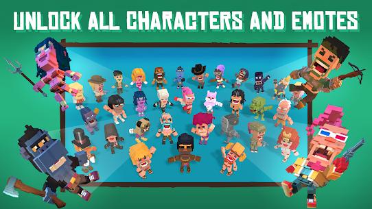 Dinos Royale – Multiplayer Battle Royale Legends Mod Apk (No Ads) 4