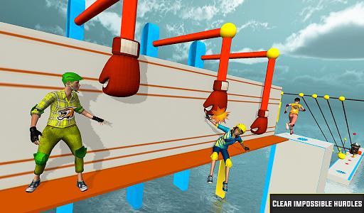 Legendary Stuntman Water Fun Race 3D 1.0.4 Screenshots 9