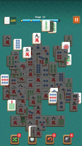 Mahjong Match Puzzle apkpoly screenshots 1