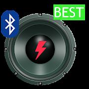 Bass Booster Bluetooth Speaker & Headphones