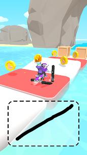 Scribble Rider MOD (Unlocked All Bikes) 3