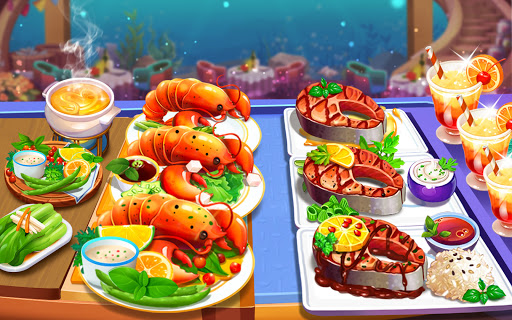 Cooking Fancy:Crazy Restaurant Cooking & Cafe Game 3.1 screenshots 9