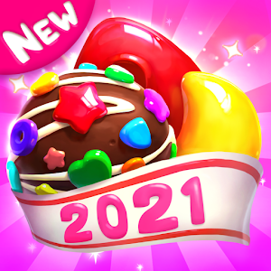 Crazy Candy Bomb  Sweet match 3 game