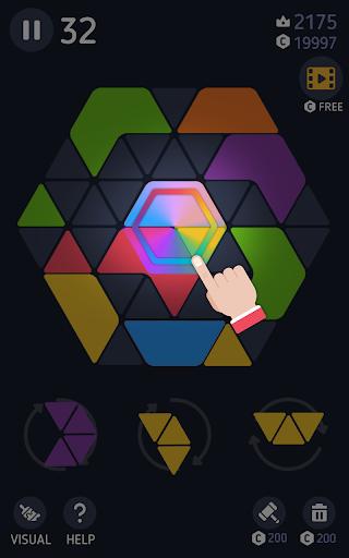 Make Hexa Puzzle 21.0222.09 screenshots 4