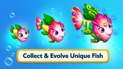 Sea Merge! Fish Aquarium Game & Ocean Puzzle 1.7.5 screenshots 8