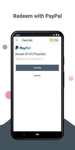 Curious Cat App: Paid Surveys apktram screenshots 5