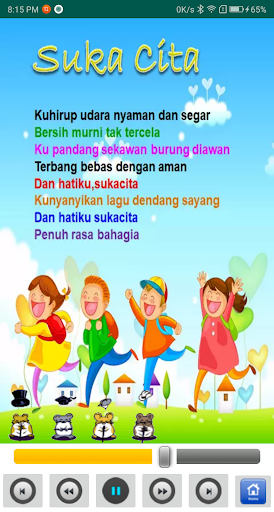 lagu anak anak