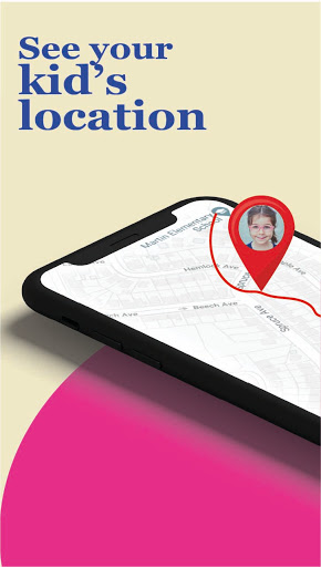 Kid security - GPS phone tracker, family search  screenshots 1