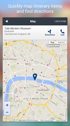 TripCase u2013 Travel Organizer screenshots 6