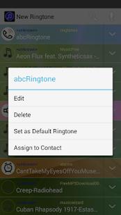 MP3 Ringtone Maker & Editor