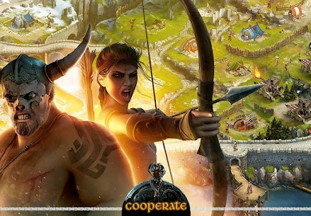 Vikings War of Clans MOD APK 5.0.3.1514 (Unlimited Gold) 3